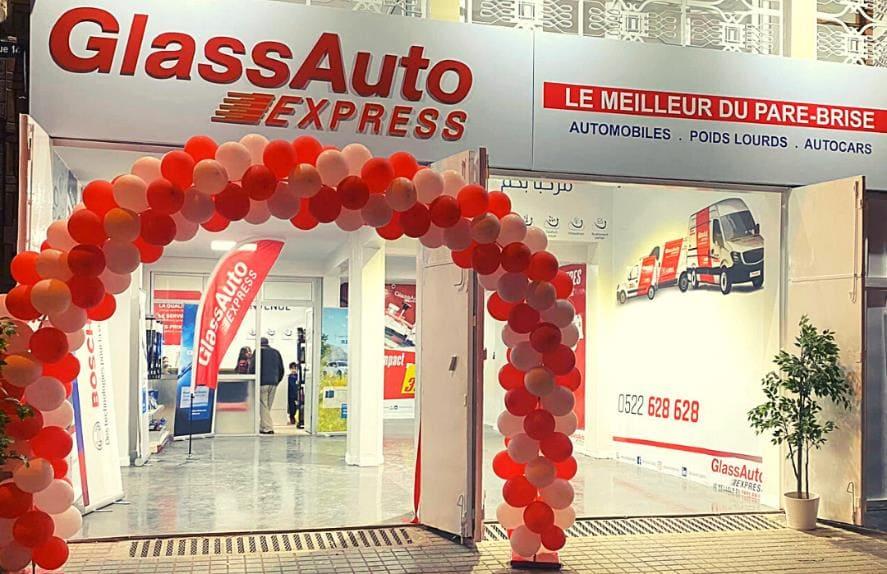 Nouveau partenariat entre Bosh Maroc et Glass Auto Express