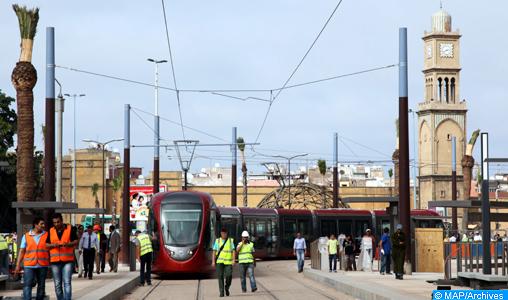 Casablanca : Début des travaux des lignes 1 et 2 du Busway pour un investissement de 1,87 Md de DH