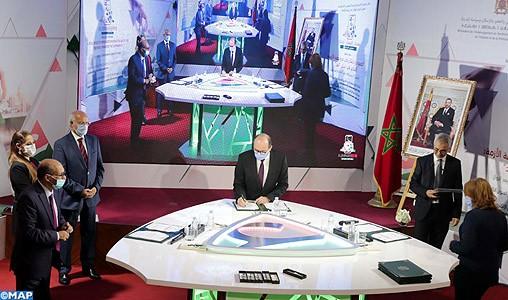Al Omrane Expo 2020 : Deux contrats de financement signés pour des projets en R&D