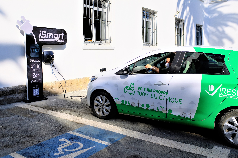 Véhicules électriques :Le Maroc pourra produire 5.000 bornes de recharge intelligentes par an