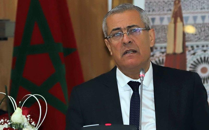 Justice: Benabdelkader reconnaît l'échec de la politique pénale pour lutter contre la récidive