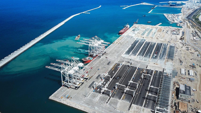Tanger Med explose les compteurs en 2020