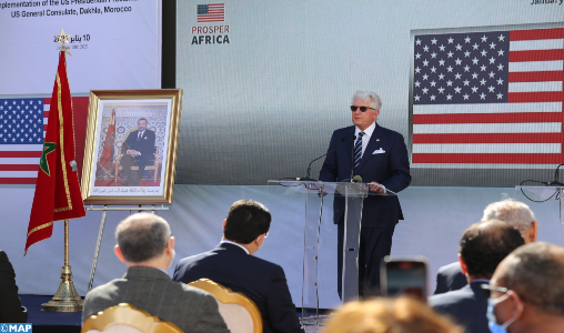 Ouverture d'un consulat américain à Dakhla : Une nouvelle dynamique pour les investissements dans la région