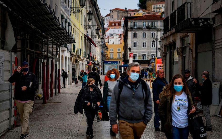 Le Portugal se prépare à un deuxième confinement général