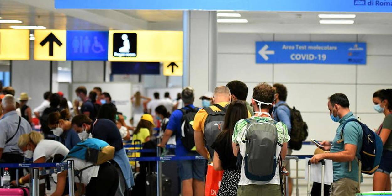 Covid-19 : L'Italie interdit les vols en provenance du Brésil