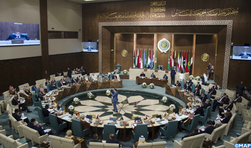 Caire: Ouverture des travaux de la réunion d'urgence des ministres arabes des AE