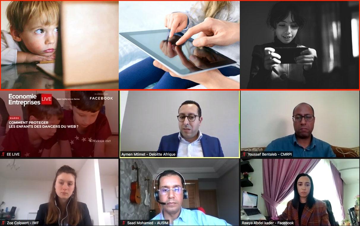 Maroc : Comment protéger les enfants des dangers du web ?