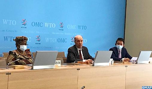 OMC: Le Maroc préside à Genève la 2ème réunion du Dialogue informel sur la pollution par les plastiques