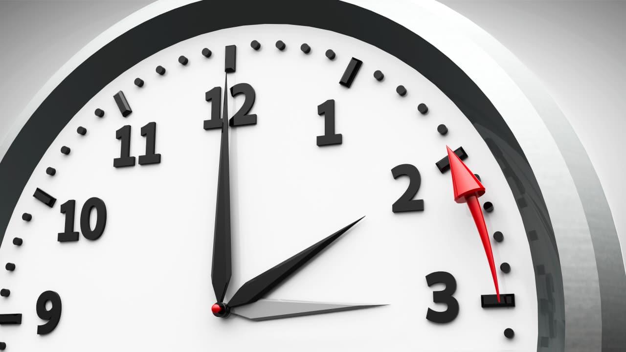Le Maroc passe à l'heure GMT le 11 avril