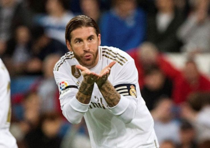 Football: Le capitaine du Real Madrid Sergio Ramos positif au Covid-19