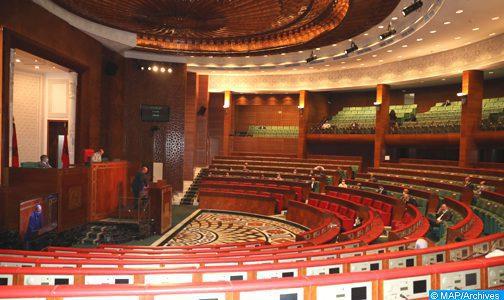 Chambre des Conseillers : Le dialogue social au menu de la séance mensuelle