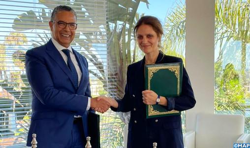 ONEE/BEI: Un nouvel accord de financement de 37,5 millions d'euros