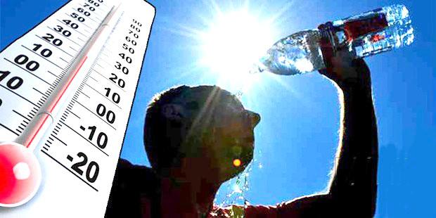 Vague de chaleur au Maroc de jeudi à samedi