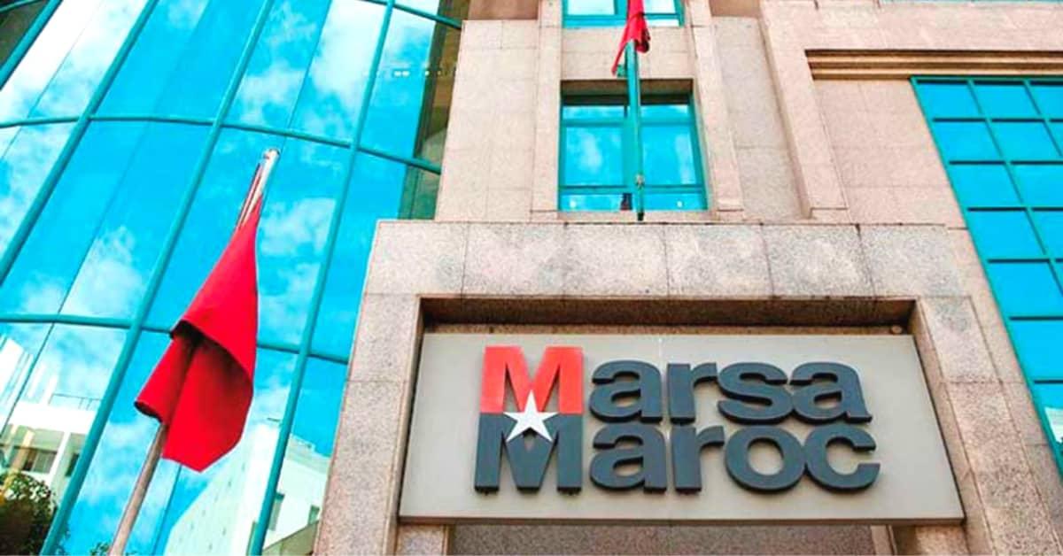L'Etat va céder 35% de Marsa Maroc au groupe Tanger Med