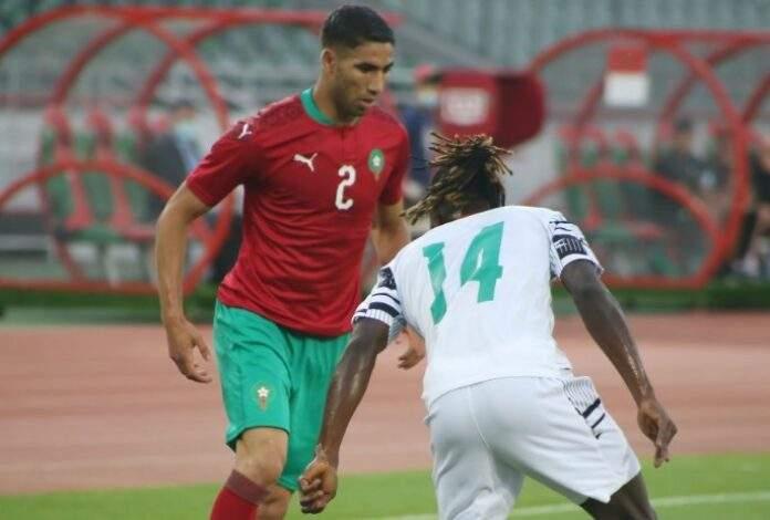 Qualifications africaine pour le mondial 2022: Le Maroc s'impose devant le Soudan (2-0)