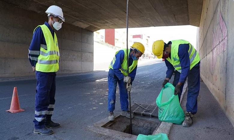 Eau potable : Des perturbations dans certains quartiers de Casablanca