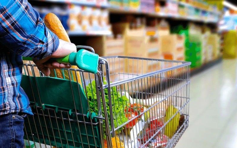 Stagnation de l'indice des prix à la consommation