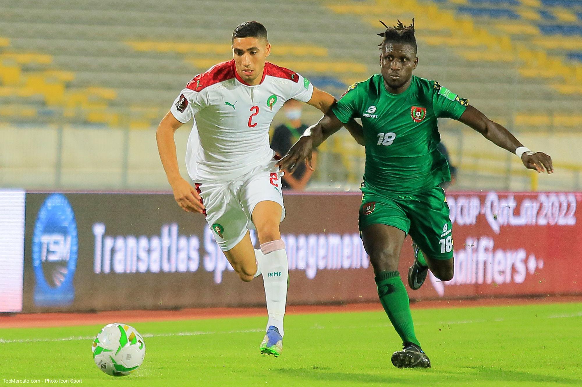 Eliminatoires Mondial 2022 : Le Maroc étrille la Guinée et se qualifie pour les barrages