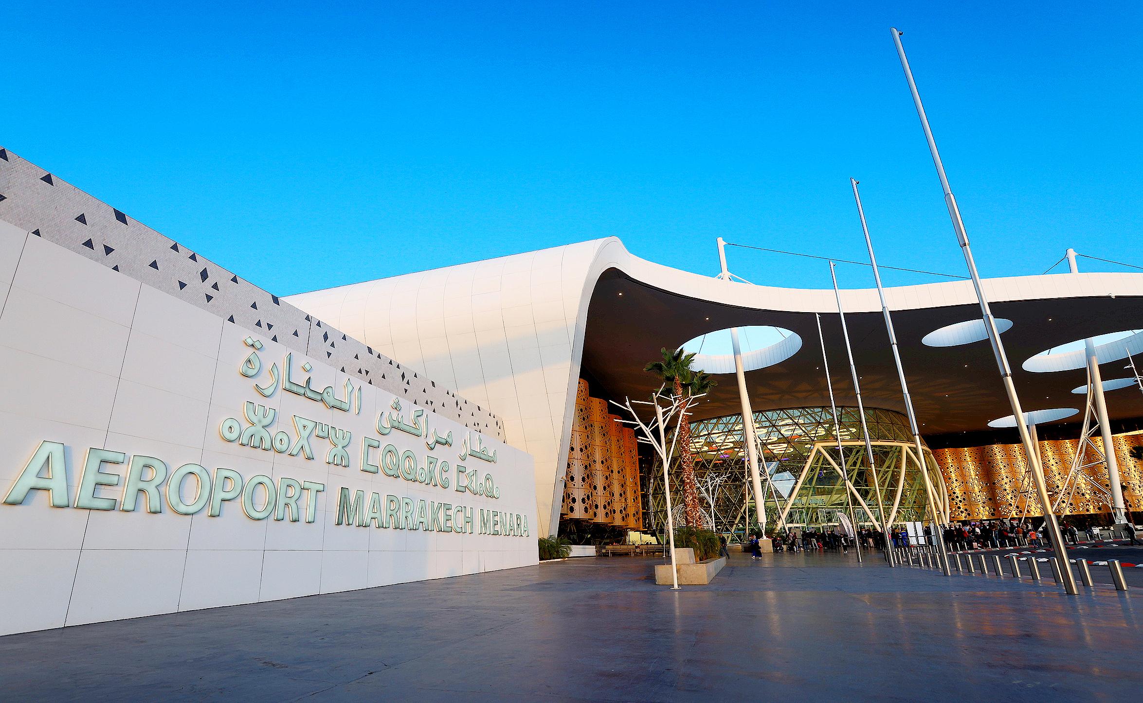 L'aéroport international Marrakech- Ménara élu 7e meilleur aéroport du monde en 2021
