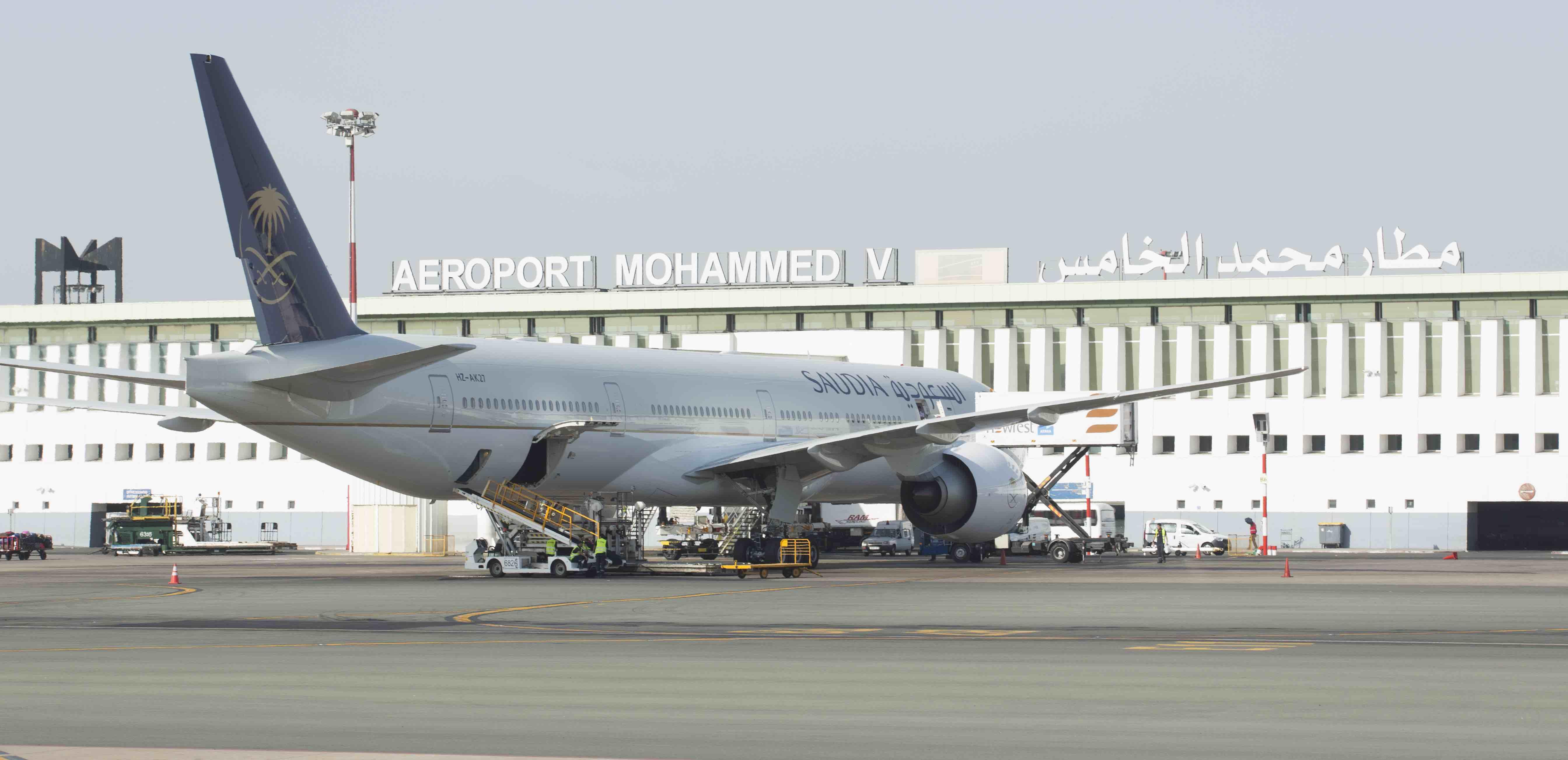 L'Europe capte l'essentiel du trafic des aéroports marocains