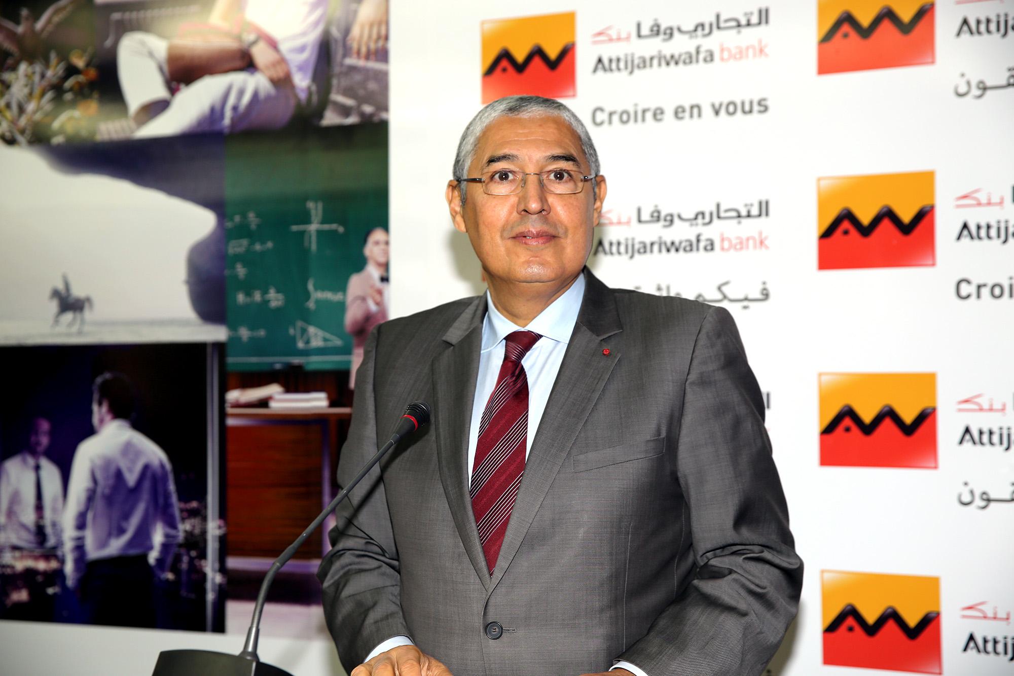 Attijariwafa bank se vend en Europe