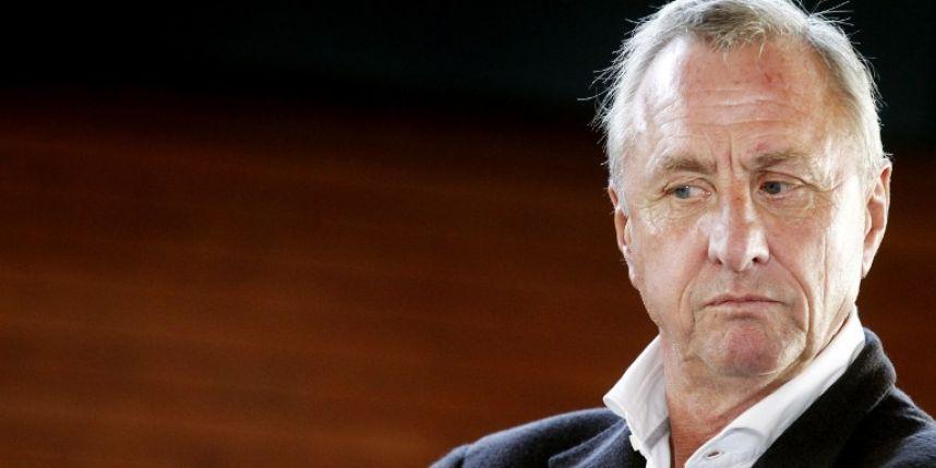 Décès de Johan Cruyff