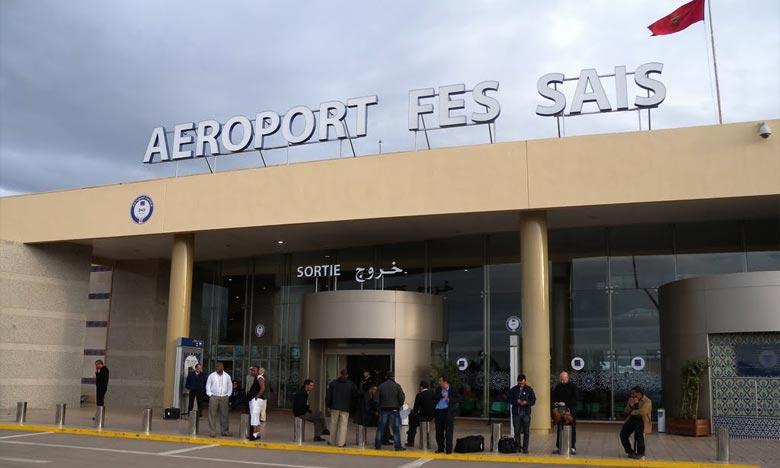 Aéroport Fès-Saiss : Un léger mieux en 2016