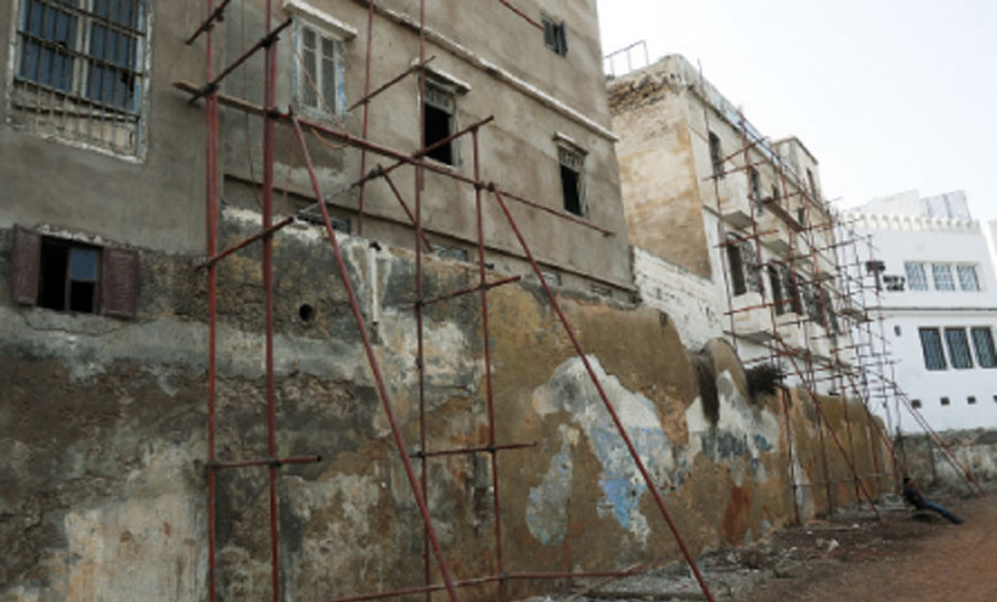 Habitat menaçant ruine : Seuls 4.000 bâtis traités