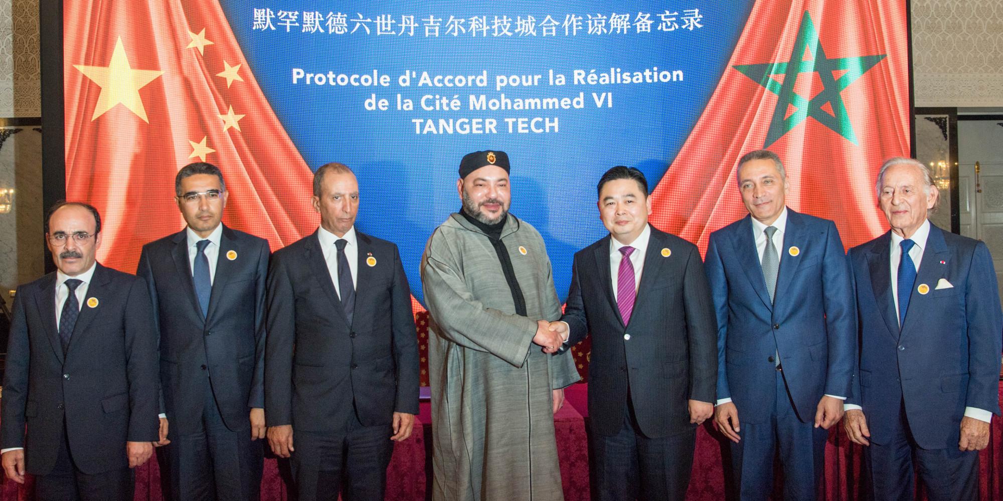 Tanger accueille un investissement colossal de 10 milliards de dollars