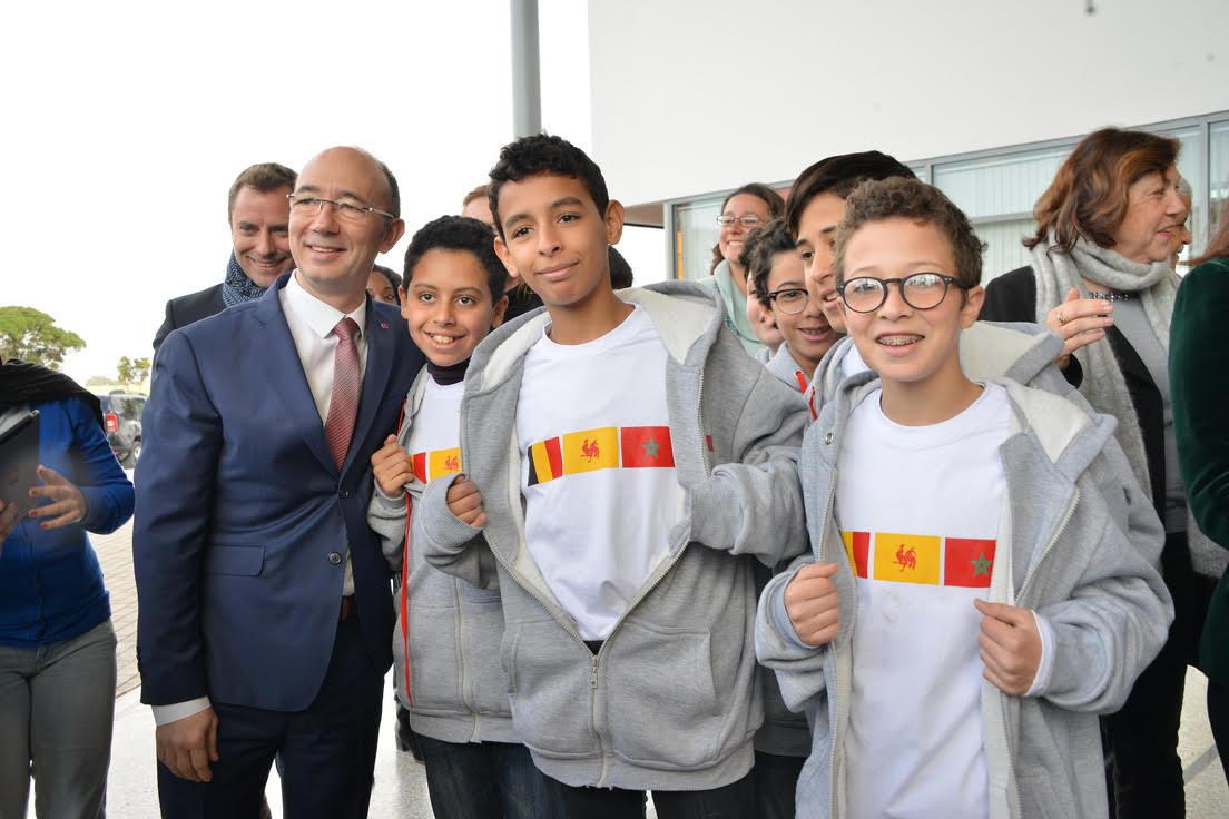 Ecole belge de Casablanca : Et de deux !