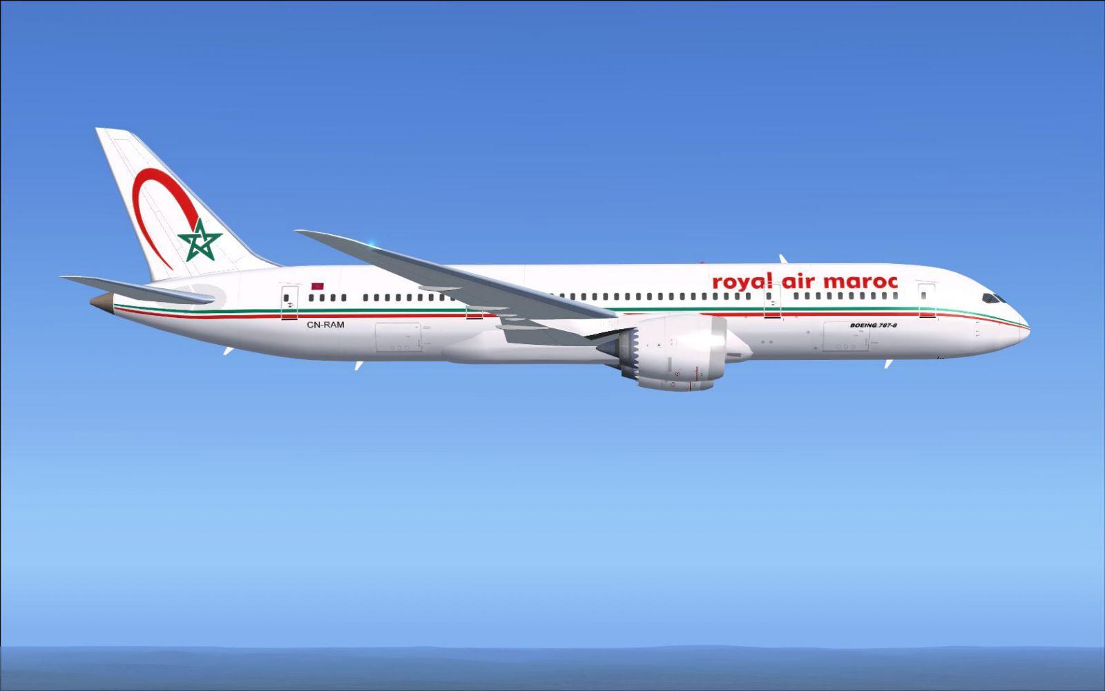 Aérien :  Les cabines de Royal Air Maroc font peau neuve…