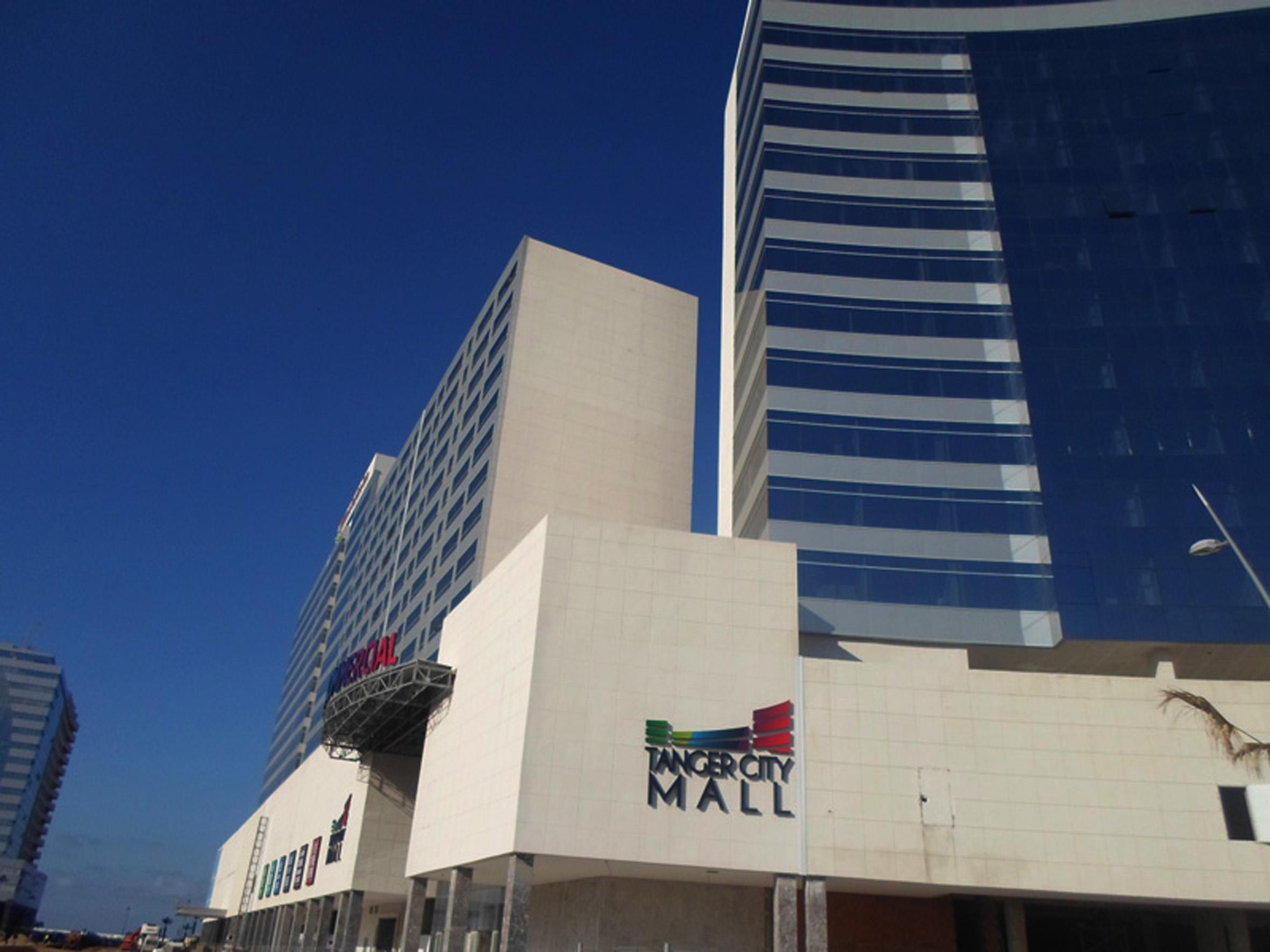 80% des magasins de Tanger City Mall commercialisés
