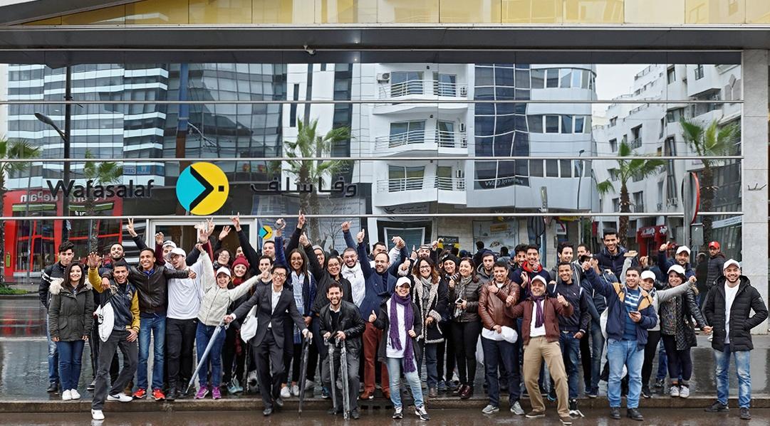 Wafasalaf promeut la mobilité urbaine durable