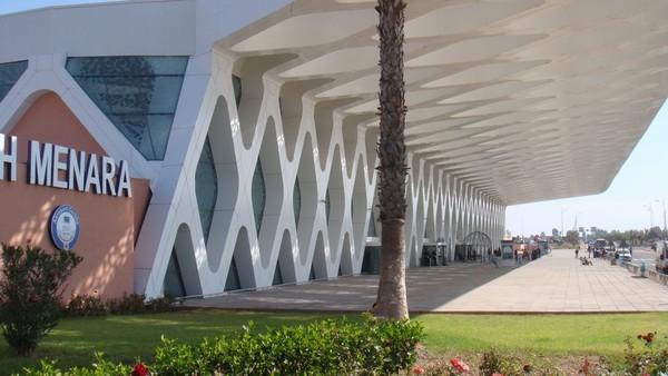 L'aéroport Marrakech-Menara dans une bonne dynamique