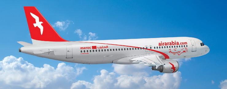 Air Arabia Maroc renforce ses dessertes vers la France et l'Espagne