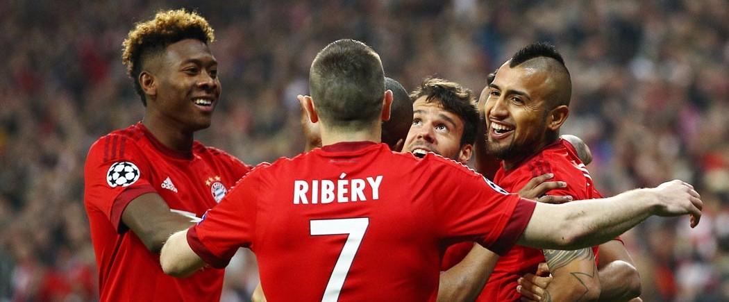 Le Bayern Munich décroche son 4ème titre de champion d'affilée