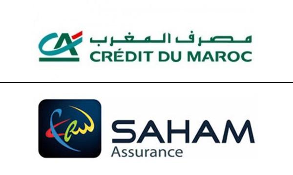 Saham Assurance/Crédit du Maroc : Le partenariat dans la bancassurance est entré en vigueur