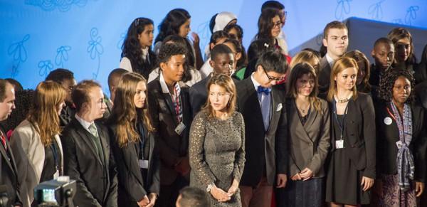 Convention des jeunes : Non à la discrimination à l'égard des filles !