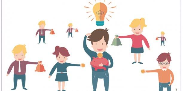 Le Crowdfunding pour stimuler l'entreprenariat