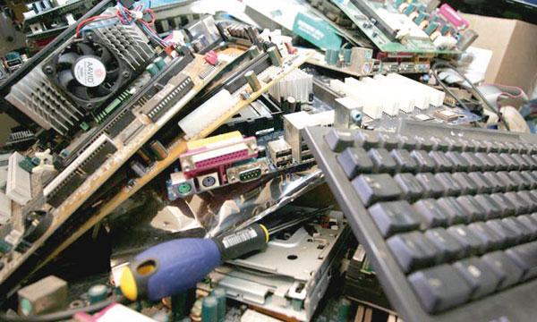 Le Maroc produit 10.000 tonnes de déchets électroniques par an
