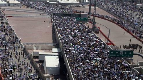 Mecque : Au moins 150 morts et 400 blessés dans une bousculade