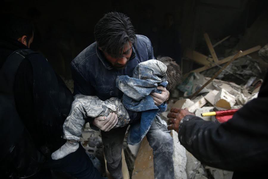 Syrie : le Maroc débloque 10 millions de dollars pour les victimes