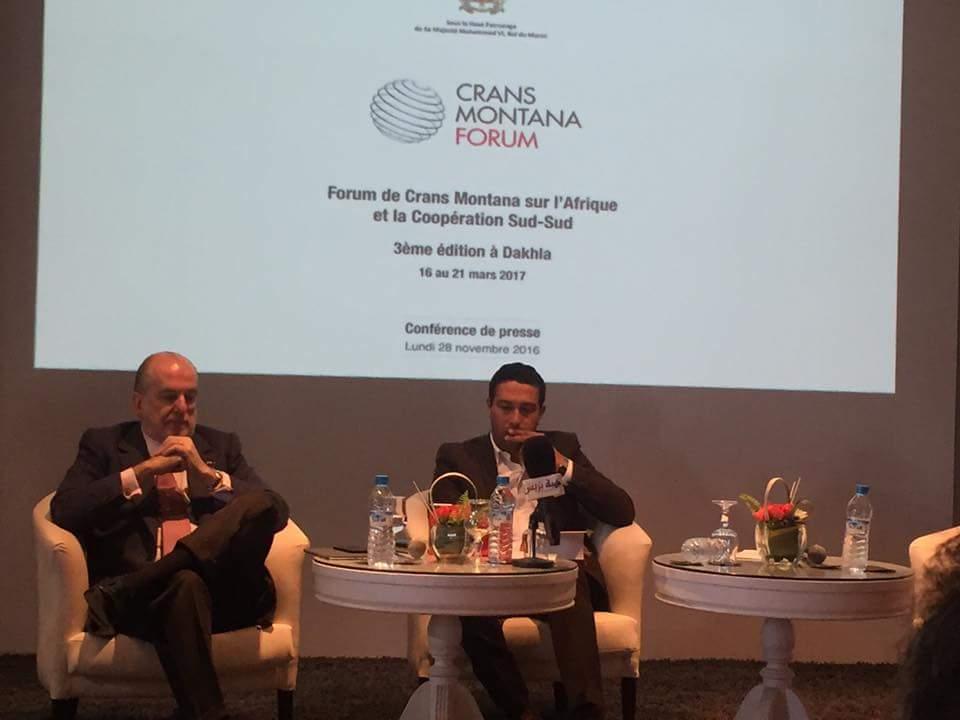 Dakhla accueille le Forum de Crans Montana