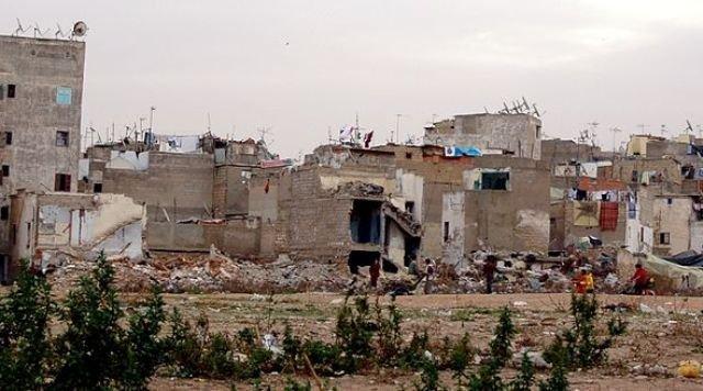 Habitats menaçant ruine : Salé fait face