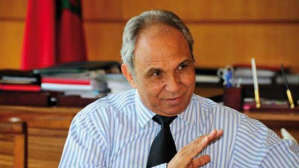 BNRM : Driss Khrouz sur le départ