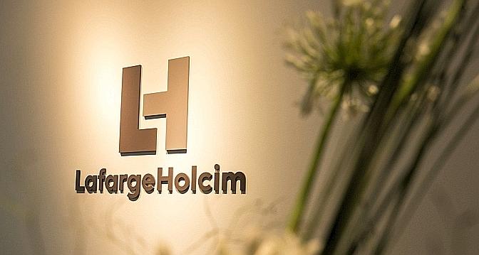 La fusion Lafarge-Holcim officialisée...