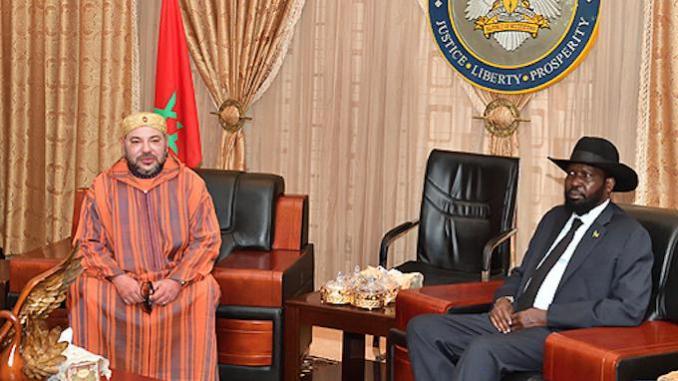 Maroc-Soudan du Sud : Resserrement de la distance économique