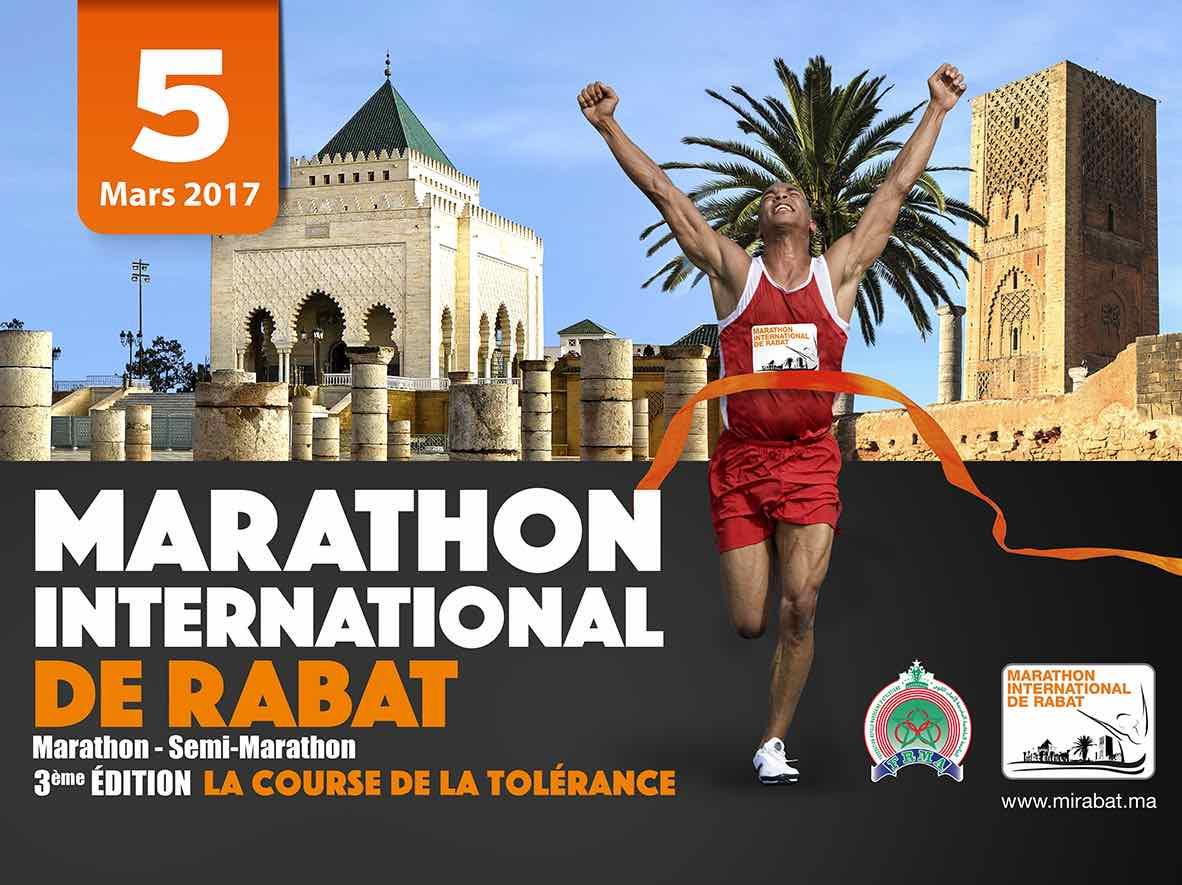 Marathon international de Rabat : Du beau monde en perspective