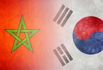 Le Maroc renforce sa coopération avec la Corée du Sud