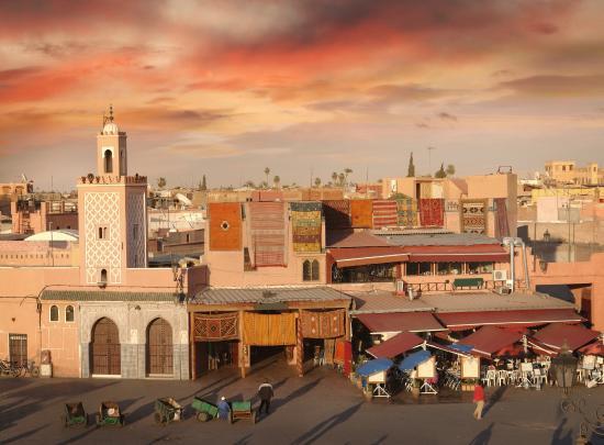 Les nuitées en légère hausse à Marrakech
